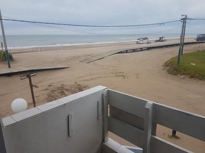 Monoambiente Frente A La Playa Con Balcón (opcional Cochera)