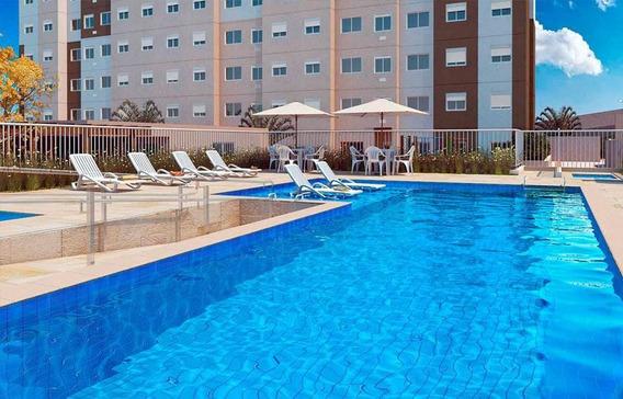 Apartamento Com 2 Dormitórios À Venda, 45 M² Por R$ 251.000 - Jardim Campanário - Diadema/sp - Ap7055