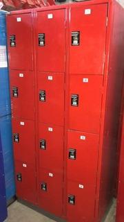Lockers Metalicos En Buen Estado! Alquiler O Venta!