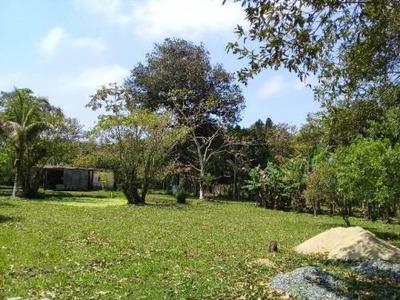 Chácara Em Itanhaém Ficando Lado Serra 1,3km Da Pista Re5261