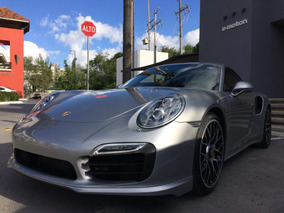 Porsche 911 3.8 Turbo S Coupe H6 Awd Pdk At