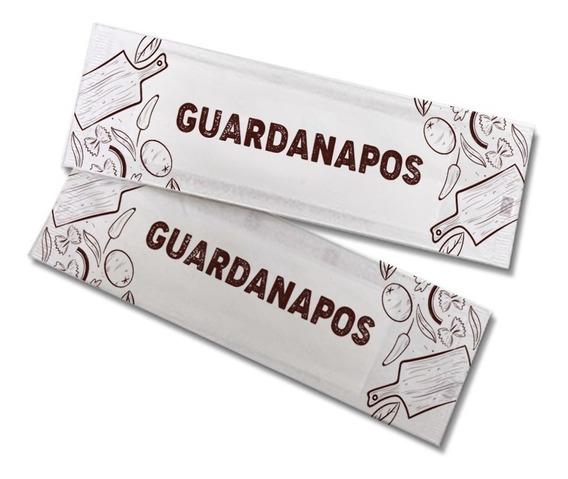 Guardanapo Sachê 30x20cm. C/2 Folhas. 1.000 Sachês.delivery.