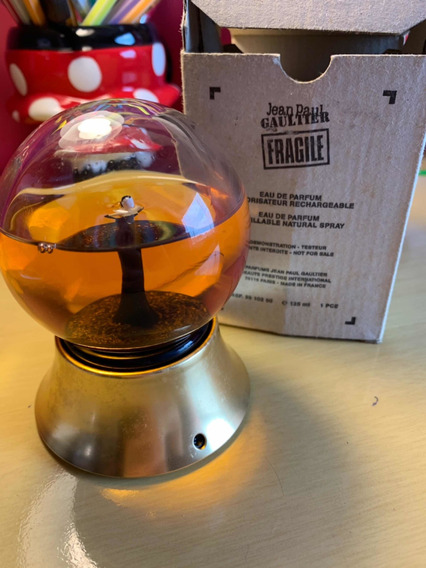 Perfume Jean Paul Gaultier Fragile 125ml Edp Globe