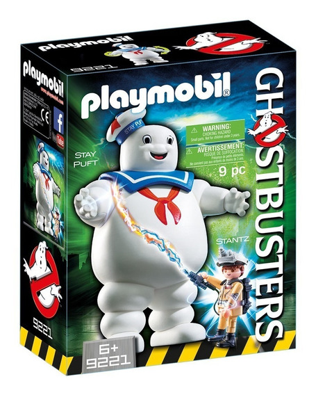 Playmobil 9221 Ghostbusters - Stay Puft Marshmallow Man