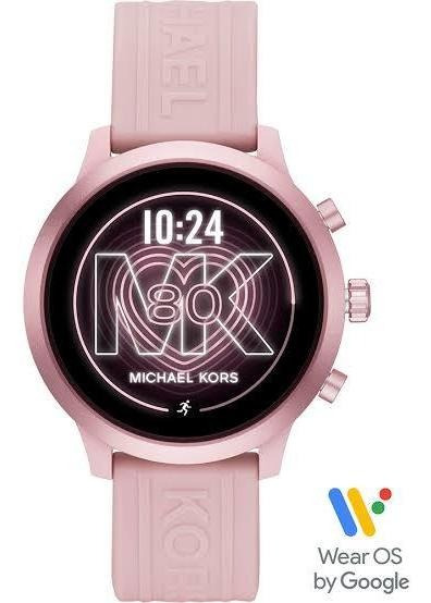 Smartwatch Michael Kors Modelo Mkt5070 Rosa Caja Sellada