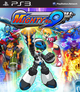 Mighty 9 Ps3 Digital Gcp