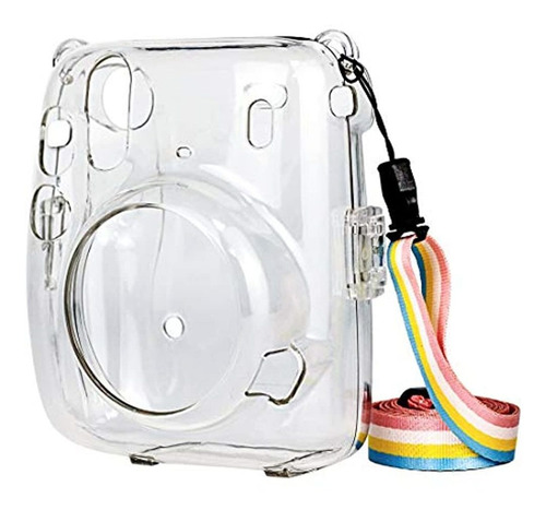 Funda Protectora Transparente Para Fujifilm Instax Mini 11,