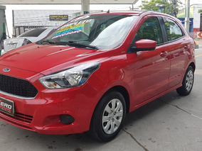 Ford Ka Hatch 2017 Completo 1.0 Flex 31.000 Km Revisado Novo
