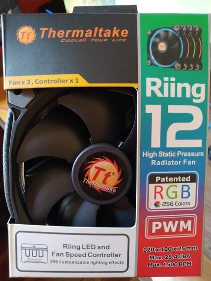 Fan Riing 12 Thermaltake Rgb
