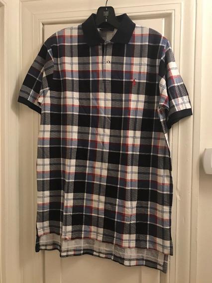 Camisa Polo Ralph Lauren Original Cuadritos Xl
