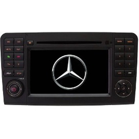 Central Multimídia Mercedes Benz Serie Ml350 300 2005 A 2012