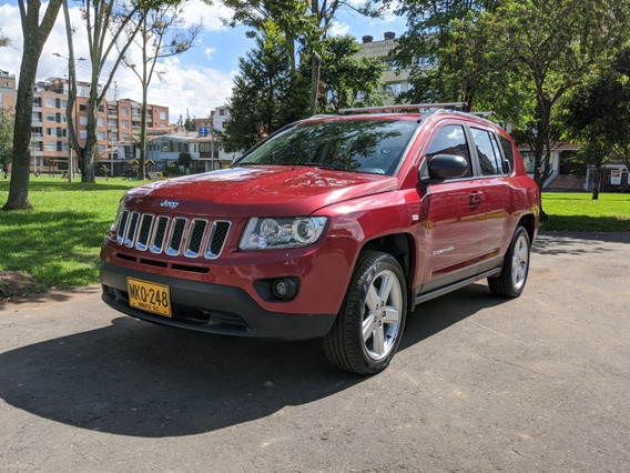 Jeep Compass At 2400cc Awd