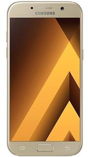 Usado: Samsung Galaxy A5 2017 Dourado Exc - Trocafone