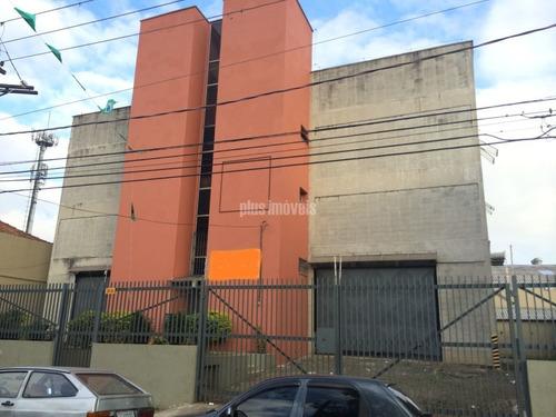 Galpão - Vila Monumento - Ps130010
