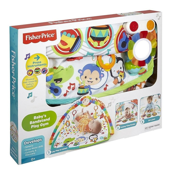 Gimnasio Escenario Musical - Fisher Price