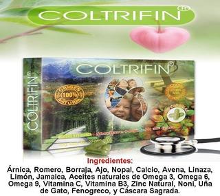 Coltrifin ( Colesterol,trigliceridos,presion)