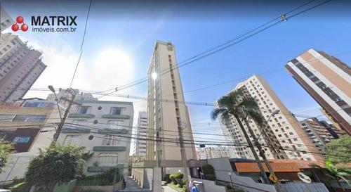 Apartamento Com 3 Dormitórios À Venda, 86 M² Por R$ 360.000,00 - Cristo Rei - Curitiba/pr - Ap6305