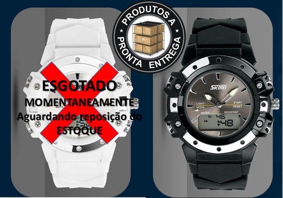 Relógio Skemi 082 Esportivo Multifuncional Unissex