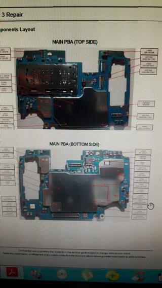 Esquema Elétrico Samsung Sm A705fn/ds