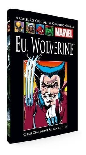 Livro Hq Graphic Novels Marvel Eu, Wolverine Ed. 59