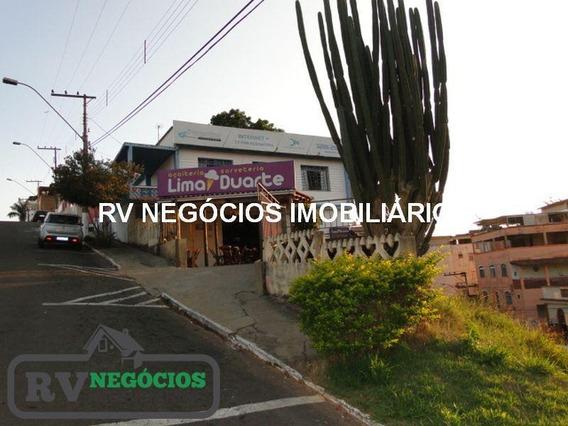 Terreno Para Venda Em Lima Duarte, Centro - Rv294