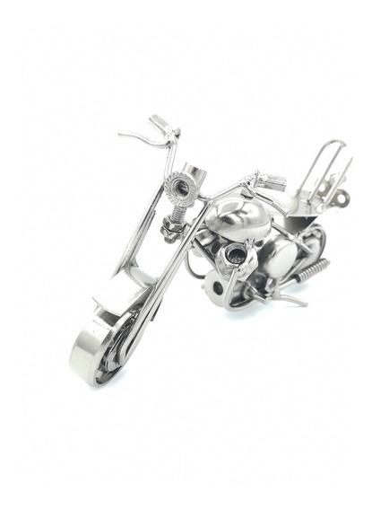 3 Miniatura Moto Em Metal Pronto Entrega