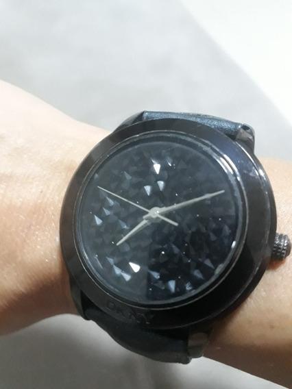 Relógio Dkny Dona Karan Lindo.