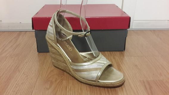 Sandalias De Mujer Paruolo Excelentes !!!...oportunidad !!!