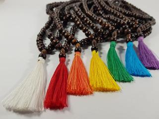 Japa Mala-rosario Indu(108 Cuentas) Por Mayor Y Menor