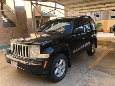 Jeep Cherokee Liberty Limited 2009