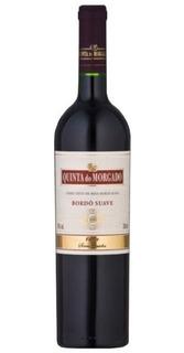 Vinho Quinta Do Morgado Bordo Suave 750ml 2 Unidade