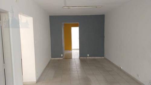 Imagem 1 de 9 de Comercial Para Aluguel, 0 Dormitórios, Vila Clementino - São Paulo - 12391