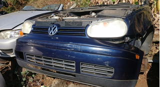 Trompa Completa Vw Golf 1.8 Turbo