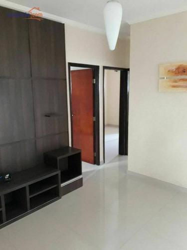Apartamento À Venda, 53 M² Por R$ 167.000,00 - Jardim Califórnia - Jacareí/sp - Ap11763