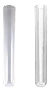 Tubo De Ensaio 5 Ml Em Plástico Pp Labor Import 12mm X 75mm