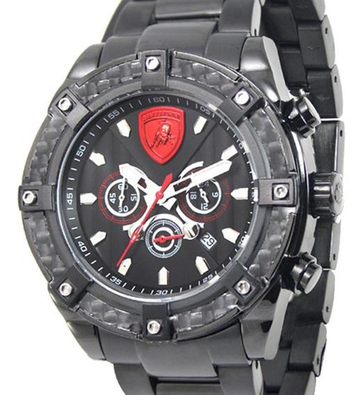 Relógio Lamborghini Aventador - Lb90026653m