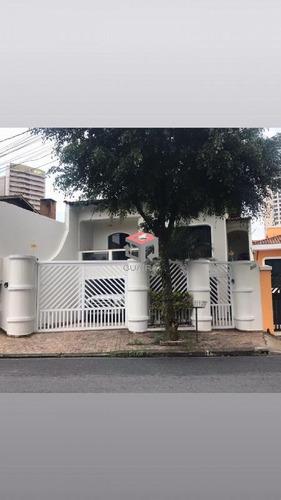 Imagem 1 de 29 de Sobrado À Venda, 4 Quartos, 2 Suítes, 5 Vagas, Assunção - Santo André/sp - 98583