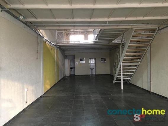 Galpão/pavilhão Salão Comercial 330 M², Em Casa Verde Média - 15490