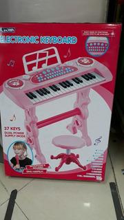 Organeta Piano Mesa Para Niñas