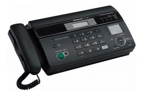 Kx-ft982 Teléfono Fax Panasonic Papel Termico Caller Id