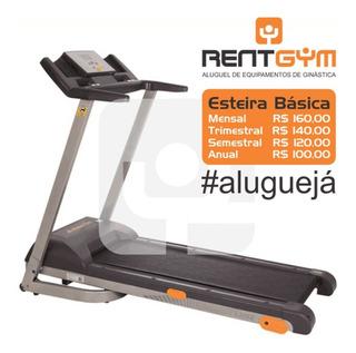 Esteira / Elíptico / Bicleta Ergométrica - Academia Em Casa!