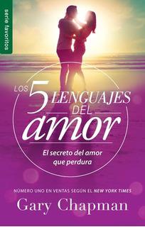 Los 5 Lenguajes Del Amor - Bolsillo- Revisado- Gary Chapman