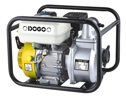 Motobomba 6,5 hp - 1000 l/ min (3 ) Dog52135 Dogo Mm