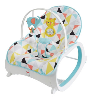 Bouncer Mecedora Portabebé Fisher Price Infant Envio Msi