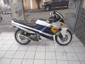 Honda Cbr 450sr Aero Sport