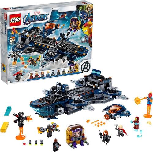 Lego Avengers 76153 Helicarrier Super Heroes 1244pzs