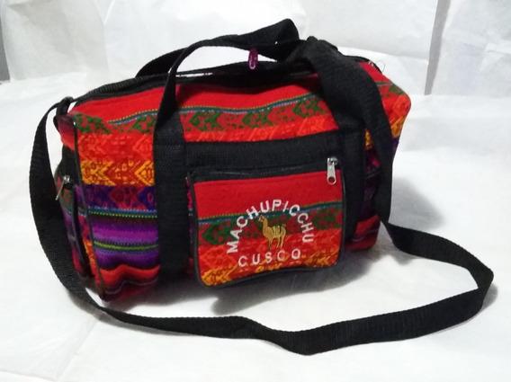A $ 500 Autentico Bolso Peruano De Cusco ,artesania Quechua