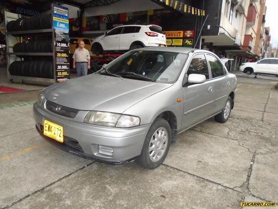 Mazda Allegro 323n6m Mt1600cc 4p