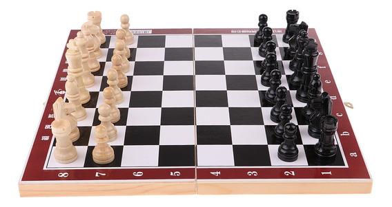 Magideal Dobrável Internacional Xadrez Jogo Conselho Defini