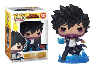 Funko Pop!my Hero Academia # Dabi 637 Original